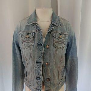 Abercrombie & Fitch  denim jacket medium
